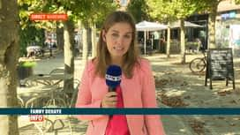 RTL INFO 13H : Vaste opération anti-drogue à Bruxelles et à Waremme, en région...