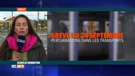 RTL INFO 19H : La FGTB manifestera à Bruxelles contre la loi sur la norme salariale