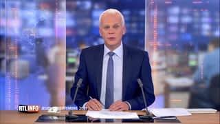 RTL INFO 19H : RTL INFO 19 heures (23/09/21)