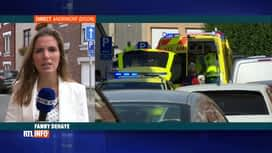 RTL INFO 13H : L'ex-compagnon de la dame poignardée hier à Andrimont a été arrêté