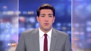RTL INFO 13H : RTL INFO 13 heures (24/09/21)