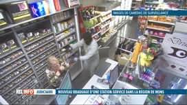 RTL INFO 19H : Les braquages de stations-services se multiplient dans la région...