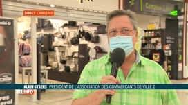 RTL INFO 13H : Les Belges ont retrouvé le chemin des centres commerciaux cet été