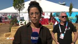 RTL INFO 13H : Le championnat EuroSkills se termine à Graz, en Autriche, ce week-end