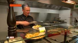 RTL INFO 19H : Coronavirus: les restaurants d'entreprise et le catering fortement ...