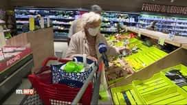 RTL INFO 19H : Grève chez Logistics Nivelles: les magasins Carrefour commencent à ...