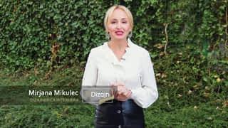 InDizajn s Mirjanom Mikulec : Epizoda 1 / Sezona 20