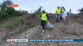 RTL INFO 13H : 7e édition du Grand Nettoyage en Wallonie, notamment à Pépinster