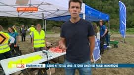 RTL INFO 13H : 7e édition du Grand Nettoyage en Wallonie, infos en direct