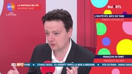 L'invité de 7h50 : François De Smet (27/09)