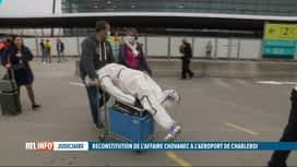 RTL INFO 13H : Affaire Chovanec: une reconstitution très attendue