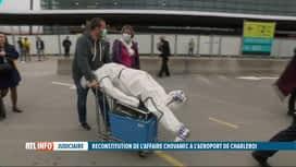 RTL INFO 19H : Affaire Chovanec: une reconstitution très attendue a débuté ce lundi