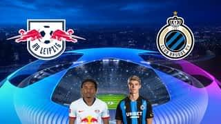 28/09 : Leipzig - Bruges : Les buts