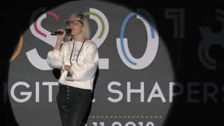 Digital Shapers konferencija 2018. : Vidar Andersen : Why Corporate Innovation Fails - And What to do About it