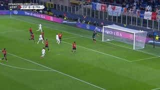 0 - 0 : Hernandez tout près du but ! (63')