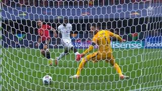1 - 0 : L'Espagne ouvre le score ! (64')