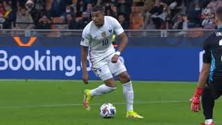 1 - 2 : But de Mbappé ! (80')