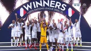Les Bleus remportent la Ligue des Nations !