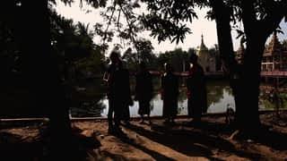 La vie verte en Birmanie