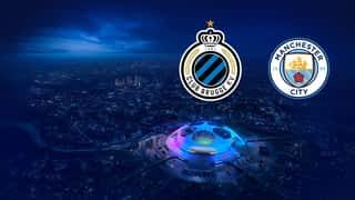 19/10 : Bruges - Manchester City : Les buts