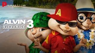 Alvin i vjeverice 3