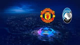 20/10 : Manchester United - Atalanata : Les buts