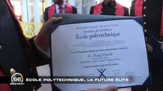 Ecole Polytechnique, la future élite