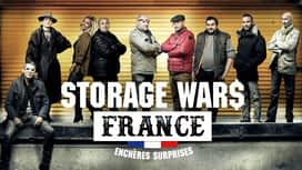 STORAGE WARS FRANCE : ENCHERES SURPRISES en replay