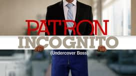 Patron incognito en replay
