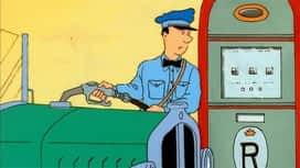 Les aventures de Tintin : Au pays de l'or noir (1/2)