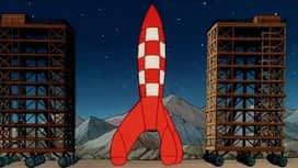 Les aventures de Tintin : On a marché sur la lune (1/2)