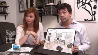 Maison à vendre : Pauline et Cyril / Françoise et Jean-Michel
