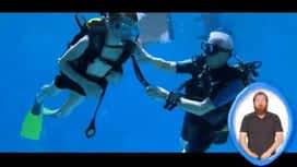 Kid et toi : Comment ça marche : la plongée ?