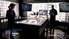 Bones : L'institut Jefferson est le sujet d'un documentaire dans Bones, vendredi à 21:00 sur M6