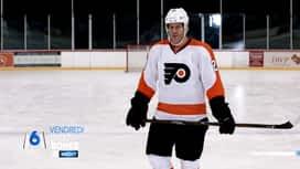 Bones : Booth renoue avec le hockey pour les besoins d'une enquête, Bones vendredi à 21:00 sur M6