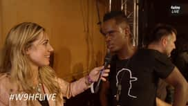 "W9 Home Festival  : Interview de Black M : ""C'est le feu total"""