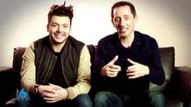 """Kev & Gad : """"Tout est possible"""" : Kev Adams et Gad Elmaleh vous donnent rendez-vous pour leur spectacle Tout Est Possible en direct le jeudi 24 novembre à 21:00 sur M6"""