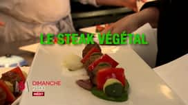 Capital : Alternative à la viande : les steaks végétariens, Capital enquête sur ce nouveau business dimanche à 21:00 sur M6