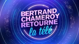 Bertrand Chameroy retourne la télé en replay