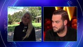 Bertrand Chameroy retourne la télé : Jessica à un message pour Nikola