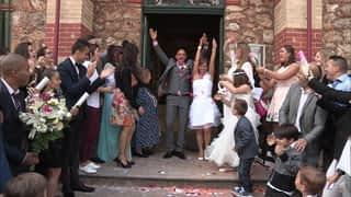 Génial, mes parents se marient !