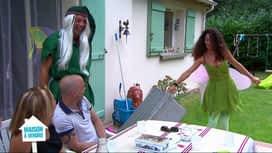 Maison à vendre : Stéphane Plaza et Emmanuelle Rivassoux se déguisent en elfes !