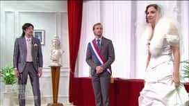Le saturday night live de Gad Elmaleh : Mariés au premier regard, revisité par Charlotte Gabris et Vincent Desagnat