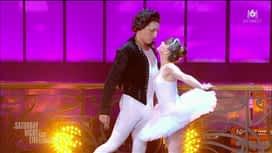 Le saturday night live de Gad Elmaleh : Gad et la danse classique