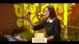 Le saturday night live de Gad Elmaleh : Jain - Makeba (live Saturday Night Live)