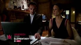 Elementary : Le célèbre duo revient ! Elementary, vendredi à 21:00