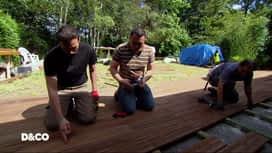 D&CO : Comment installer une terrasse en bois ?