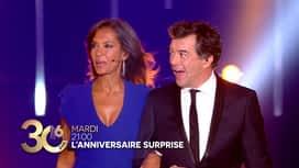 30 ANS DE M6 : L'ANNIVERSAIRE SURPRISE : Mardi soir, pour les 30 ans de M6, les personnalités de la chaine vous réservent une soirée pleine de surprises !