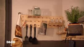 D&CO : Comment fabriquer des étagères en bois ?