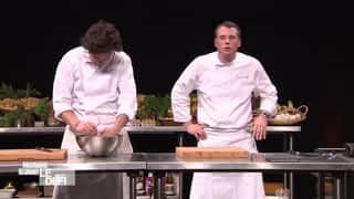 Revisiter en public des recettes typiques du nord de la France